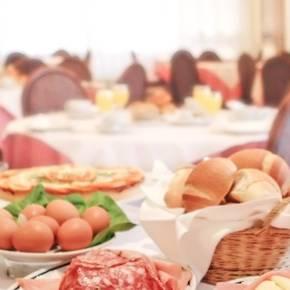 Frühstücks  Buffet