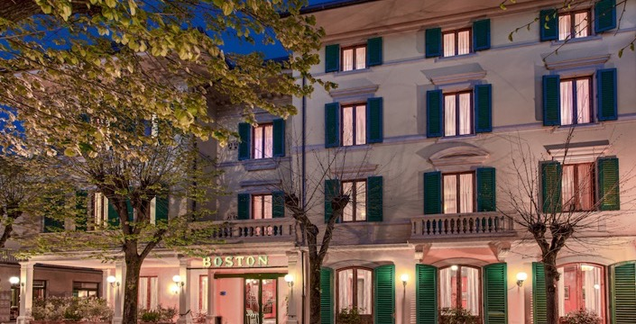 Hotel Boston Firenze Booking